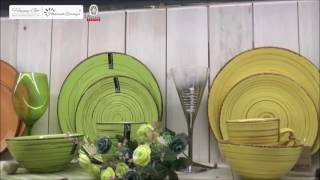 China Ceramic dinnerware from Changsha Happy Go Company