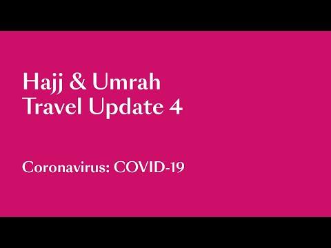 Hajj \u0026 Umrah Travel Update: Coronavirus