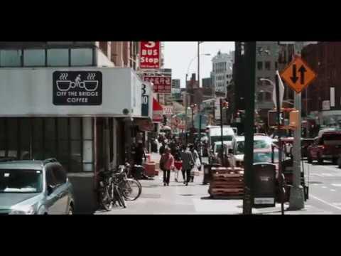 Chinatown - New York City - Rokinon Cine 85mm T1.5 Lens