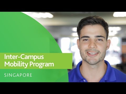 Nathan Fregona talks about his Inter-campus Mobility Program Experience