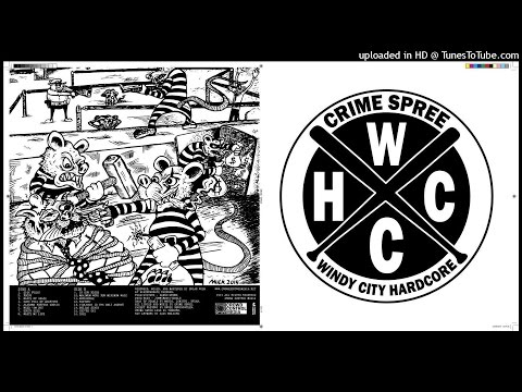 Crime Spree - In Our Blood (CCM-034)