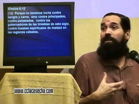 """Temas para Vivir """"Guerra Espiritual"""" 49 Efes 6:13-18 - Ken Zenk - Estudios Biblicos"""