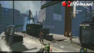 Vídeo análisis/review Bionic Commando - PS3/X360