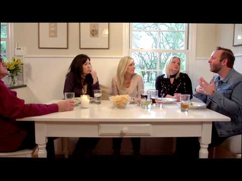 Dinner Conversations | What's The Point of Grace? feat. Point of Grace