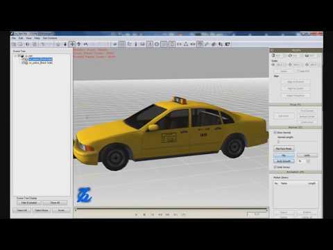 تنعيم الدعائم برنامج 3DXchange 5 - YouTube