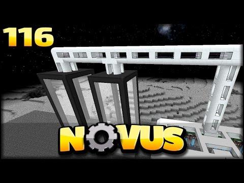 Das beste ROHR   Minecraft NOVUS #116   Minecraft Modpack