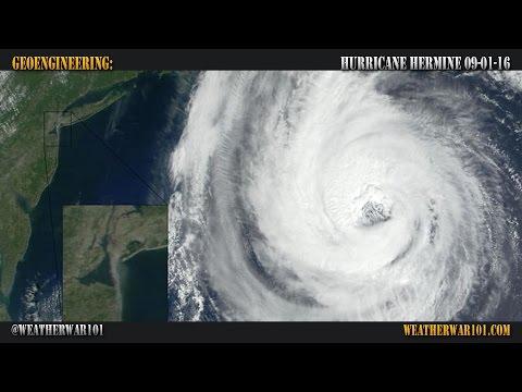 9/11: Manufactured Hurricane Erin