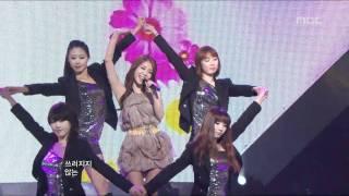 Yeon Ji Hoo - Go Go Sister, 연지후 - 언니가 간다, Music Core 20120218