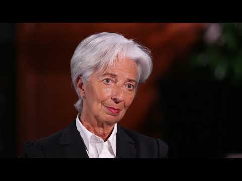 Qingyun Cao speaks to IMF's Lagarde on the global economy, U.S.-China trade talks and Brexit