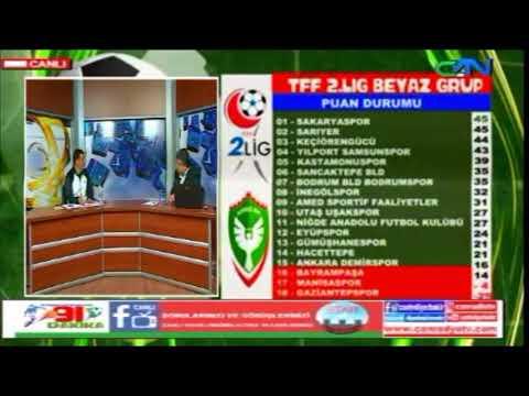 CAN TV DIYARBAKIR  - 91.DAKİKA  / AMEDSPOR DEGERLENDIRME