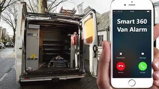 Van Tools Stolen Van Alarm Tool Security UK Smart360