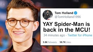 Why Spider-Man Is Returning to The MCU