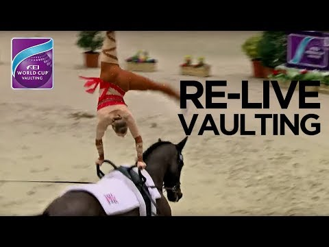 RE-LIVE | FEI World Cup™ Vaulting - 1st competition | Offenburg