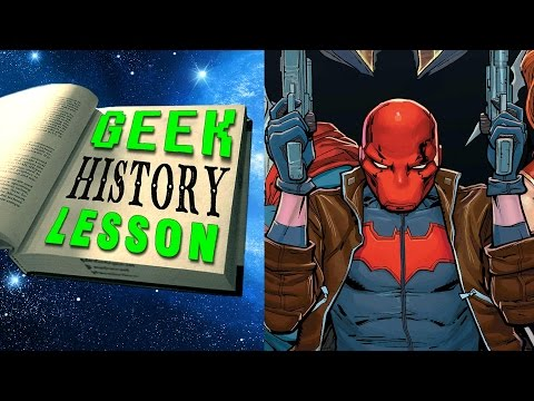 Origin of Red Hood (Jason Todd Robin) - Geek History Lesson