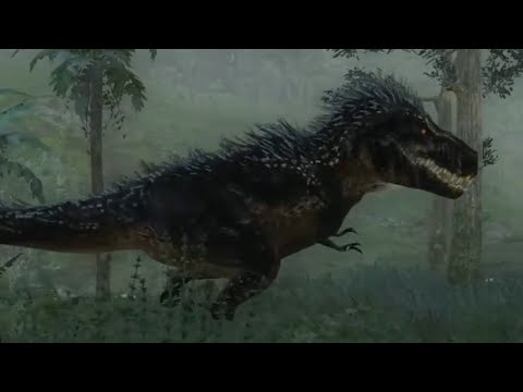 Hunt For The Queen T.Rex! : The Hunter Primal