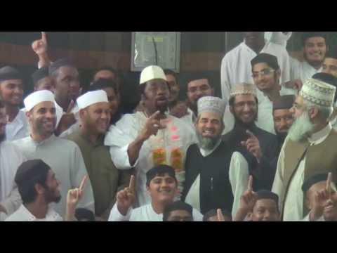 Sheikh Tijani at Darul Uloom Pretoria