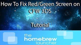 3ds homebrew error