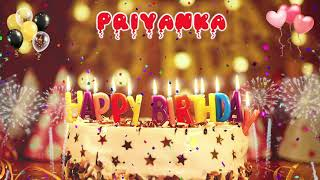 PRIYANKA Birthday Song – Happy Birthday Priyanka