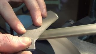 Knifemaking Tuesdays Week 82 - sharpening and tumbling