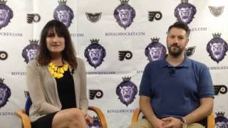 It's All About the Experience And the Reading Royals Always Make It a Great Experience