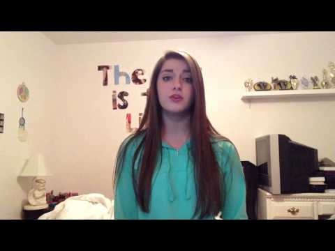 Capri singing Red - Taylor Swift (Cover)