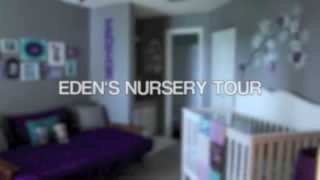 Beautiful Nursery Tour (veda #5)