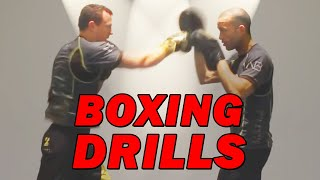 Top 2 Boxing Drills To Increase Hand Speed and Punch Output. Stationary