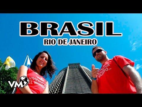 Entrevista 01: Viviendo por el Mundo en Brasil. Rio de Janeiro