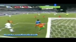 CONCACAF Copa de Oro 2009 - Grupo B - Honduras vs Grenada
