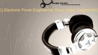 Electronic Power Engineering - Disco Crayz (Original Mix)
