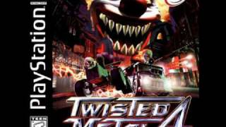 Twisted metal black: Sweet tooth Song+Download