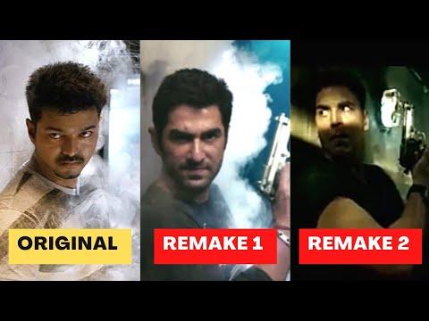 Thalapathy Vijay Films Remake in other Languages || Cinema SecretZ