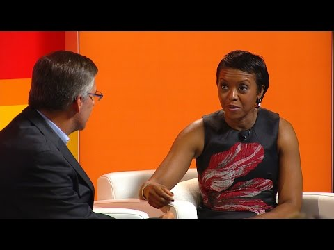 PwC Talks: Mellody Hobson on being unapologetically black