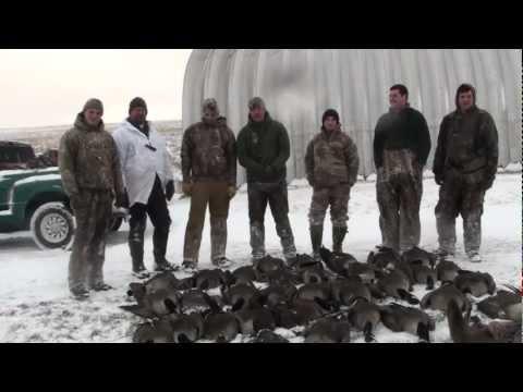 Goose Hunting 2012 Pennsylvania #3