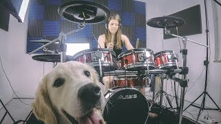Stranger Things - Alan Walker Remix   Drum Cover by TheKays