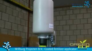 Coated fertilizer dosing system GreenElf®