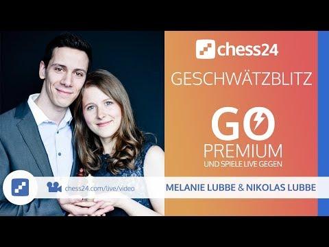 Geschwätzblitz mit Melanie und Nikolas Lubbe – February 22, 2018