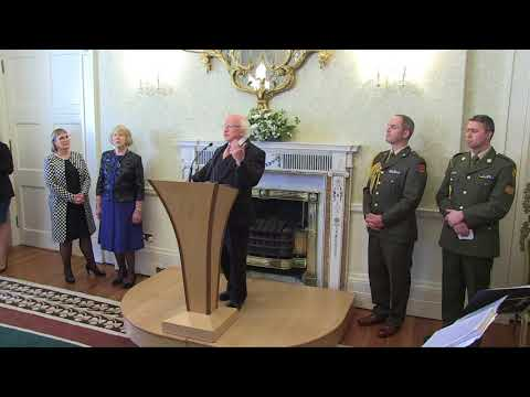 Speech by President Higgins at an event at Áras an Uachtaráin celebrating Women Entrepreneurs