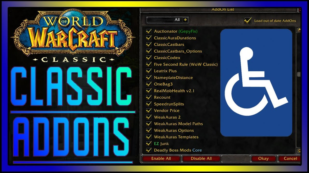 Download Classic WoW Addon Guide | How to Find, Install, and Update Addons | My Addon List