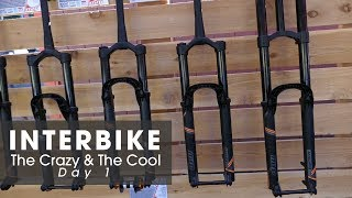 2018 Interbike Day 1 / Outdoor Demo - The Crazy & The Cool