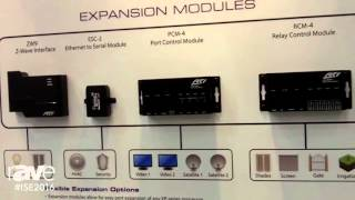 ISE 2016: RTI Explains the RTI Ecosystem for Commercial and Residential Automation to Dealers