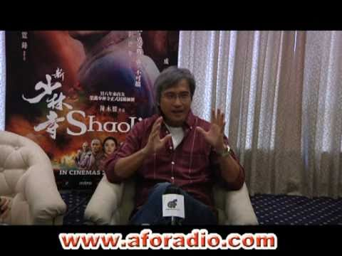 Shaolin - Benny Chan interview - Malaysia ( full interview )
