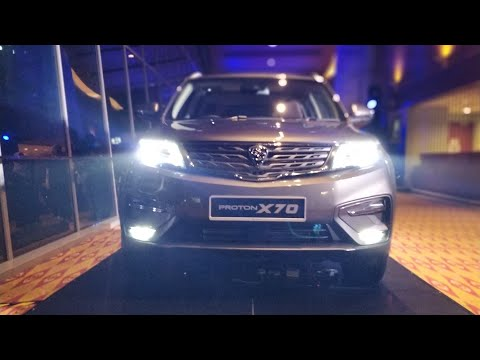 Suv Proton X70 Flagship Killer Review | EvoMalaysia.com
