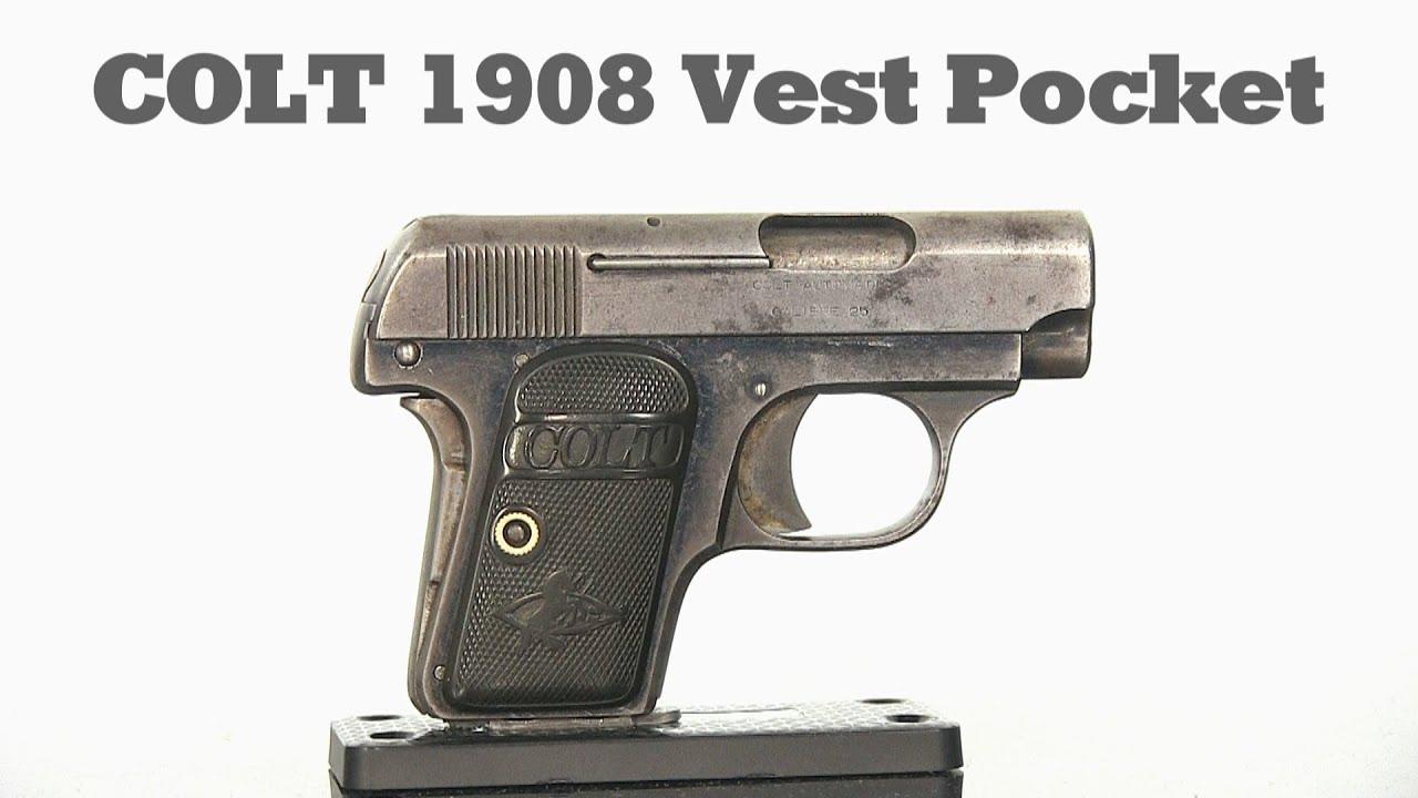 Colt 1908 Vest Pocket