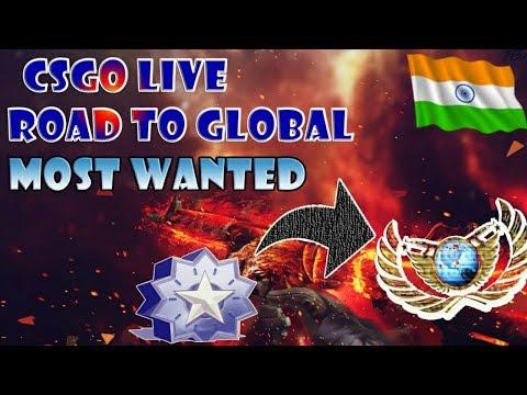 CHAT GIVEAWAY !!   CSGO Road To Global W/Cam  Ft.GOLI GOD