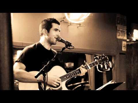 Everything You'll Ever Be (Hotel Bathroom Song) John Mayer Cover by Ryan Burns