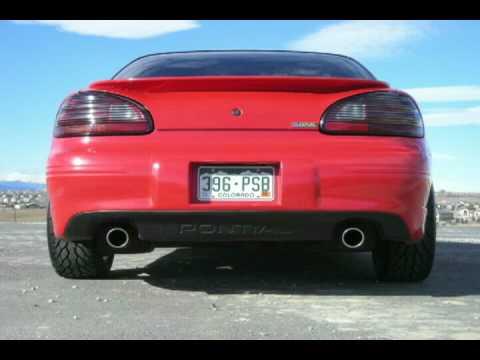 Pontiac Grand Prix GT...with a few mods. - YouTube
