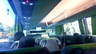 Как выглядит европейский автобус Фликсбус, видео с Нидерланд(, 2018-11-01T14:47:06.000Z)