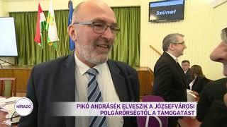 Pikó Andrásék elveszik a józsefvárosi polgárőrségtől a támogatást