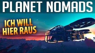 PLANET NOMADS # 038| Ich will hier raus | Gameplay German Deutsch thumbnail